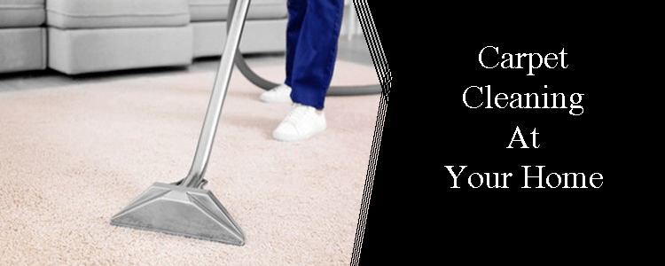 CARPET CLEANING AT YOUR HOMES